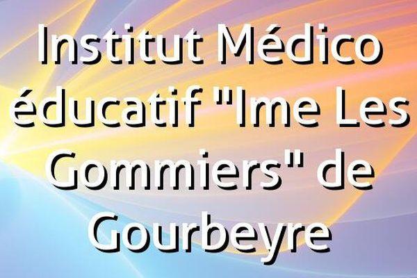 IME Gourbeyre