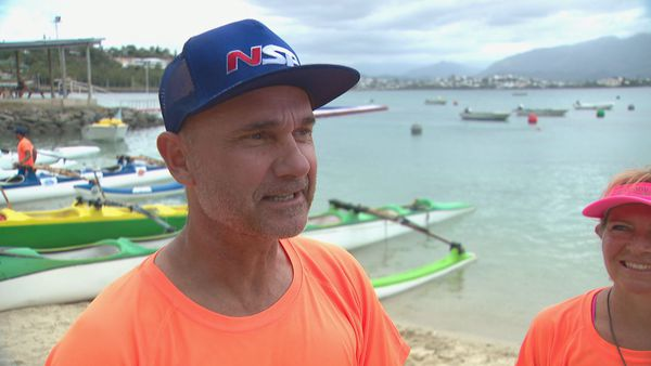Blue Scope Race 2020. Stand Up Paddle. Olivier Garioud