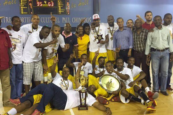 USR Basket Championne