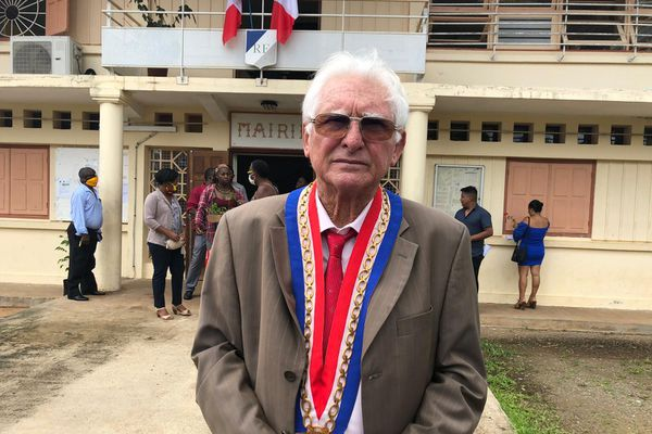 Pierre Désert maire de Régina