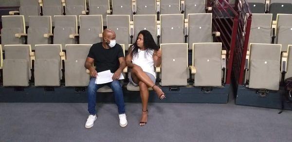 Humour : Cleeveland Roumillac, son 1er one man show chez lui, en Guyane
