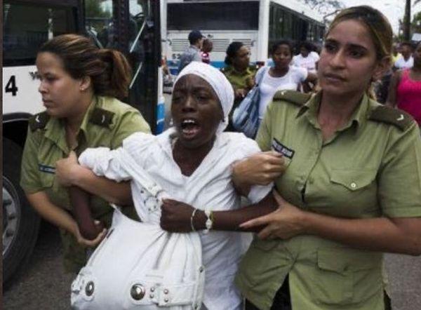 Cuba Dames en Blanc