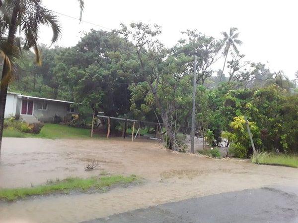 Poindimié inondations