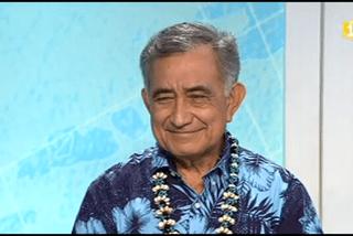 Oscar Temaru : invité du journal
