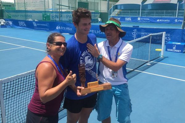 JJ Wolf gagne le Challenger ATP, tennis, 13 janvier 2020