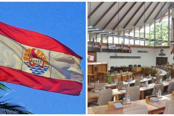 election du president de polynesie et du president de l'assemblee