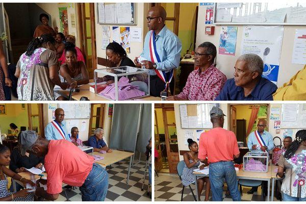 Vote à Fonds-Saint-Denis