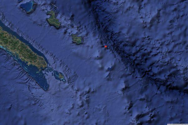 séisme : des répliques au large de Maré