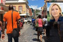 Présidentielle en Martinique : Marine Le Pen a obtenu 11 000 voix le 22 avril et plus de 31 000 le 6 mai 2017