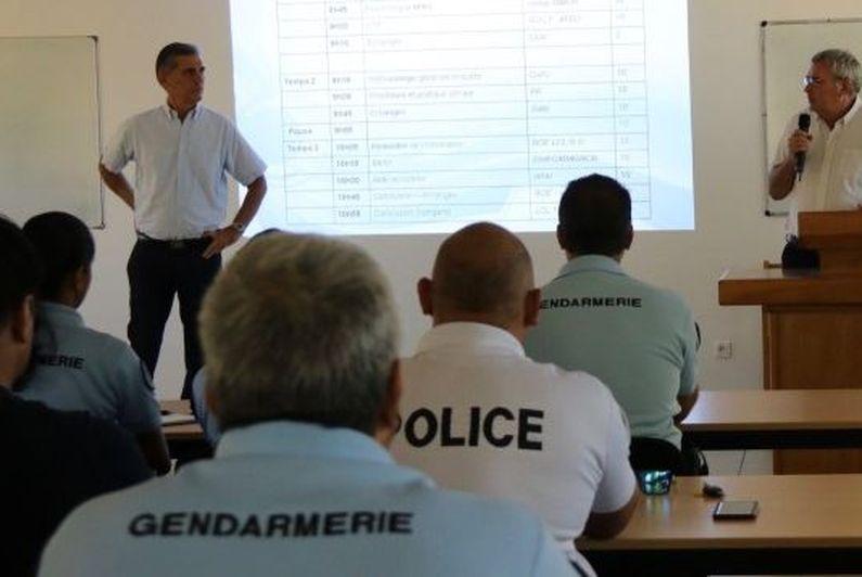 Formation des gendarmes à la lutte contre les violences intra familiales
