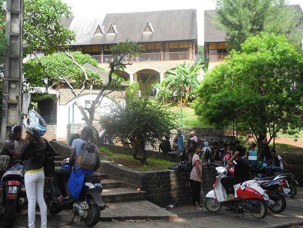 lycée Bamana