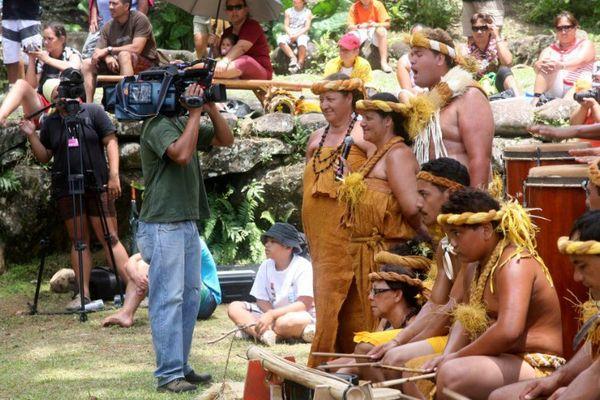 Polynésie 1ère au coeur du 10ème Festival des arts des îles Marquises !