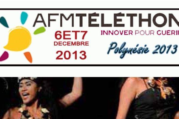 Téléthon 2013 AFM