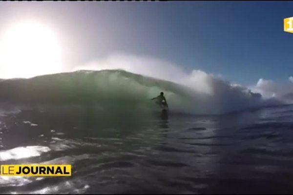 Lorenzo Avvenenti : le prodige du surf polynésien