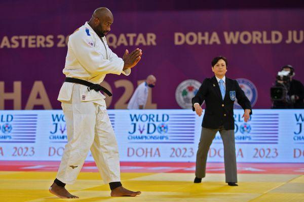 Teddy Riner Masters Doha