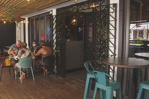 Les restaurants malades de la covid