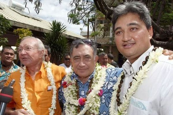 Sénatoriales : qui succédera à Gaston Flosse et Richard Tuheiava ?
