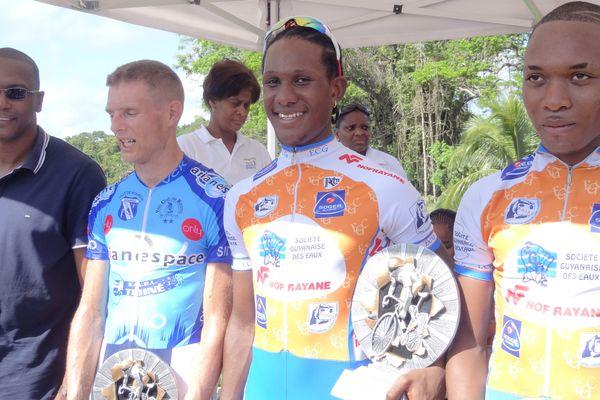Eric Vincent, heureux champion 2013