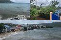Ouragan Elsa : un blessé et 40 000 abonnés privés d'électricité