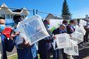 Lutte contre la dengue : premier lâcher de 5 000 moustiques mâles stériles