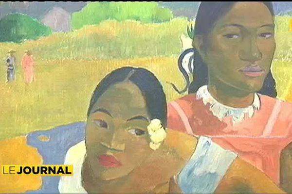 Paul Gauguin : 50 chefs-d'œuvre exposés à Bâle en Suisse