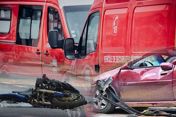 Chiffres accidents de a route