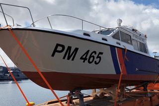 Vedette Affaires Maritimes