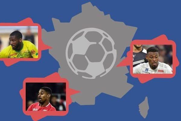 carte ligue 1 2019-2020