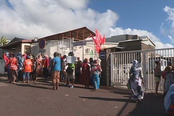 Suspension de la grève illimitée des agents de l'hôpital de Mayotte