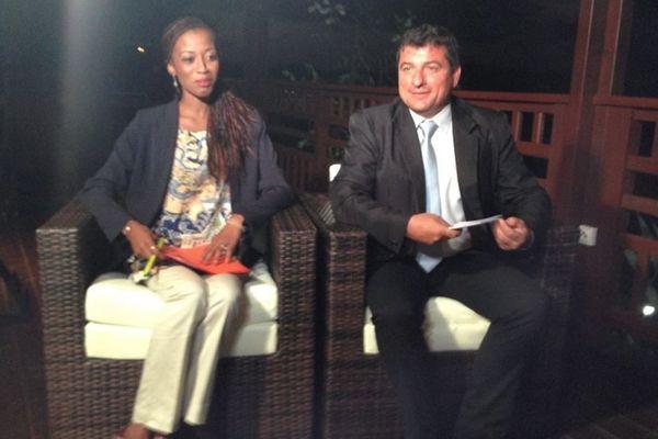 Visite Présidentielle à Mayotte