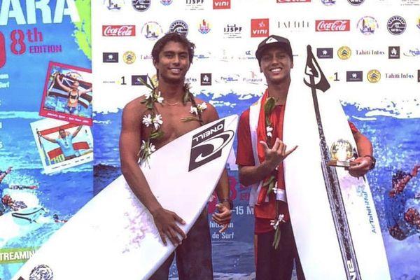 Papara Pro : Kauli Vaast vainqueur en Juniors
