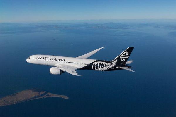 Le Dreamliner d'Air New Zealand de retour le 20 mai
