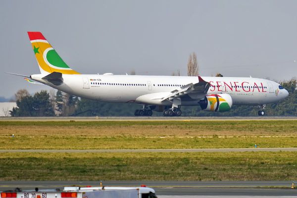 Avion Air Sénégal