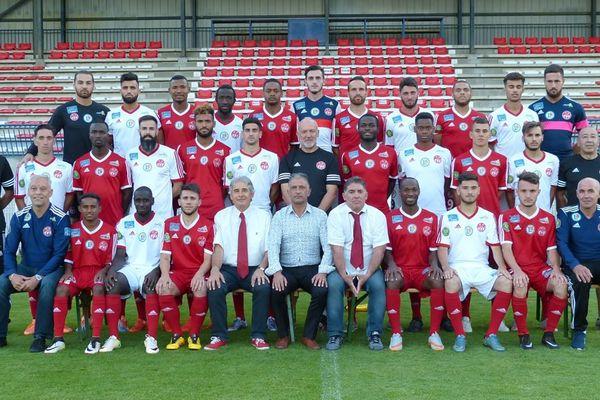 Tarbes Pyrénées football ( CFA)