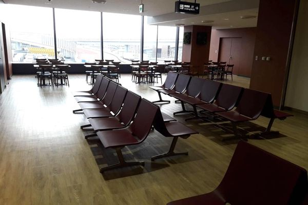 Aéroport de Tokyo, coronavirus, mars 2020