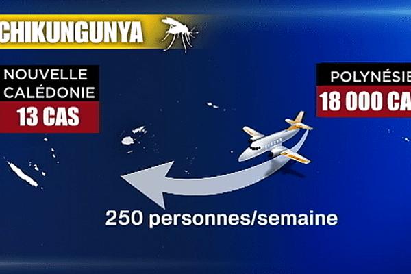 13 cas de chikungunya en Nouvelle-Calédonie