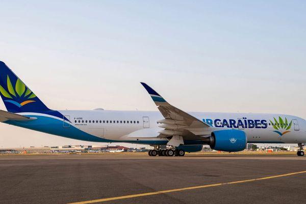 Airbus 350 aircaraibes