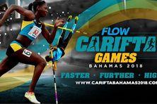 Affiche des Carifta Games 2018