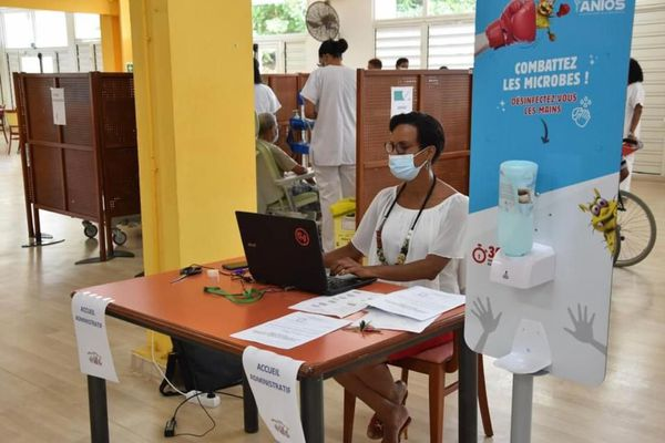 Centre de vaccination / Covid-19 / coronavirus