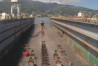 Le cluster Polynésie très interessé par le dock de Fare Ute