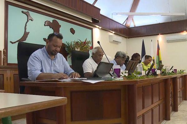 Assemblée de province îles Loyauté, le 22 avril 2021