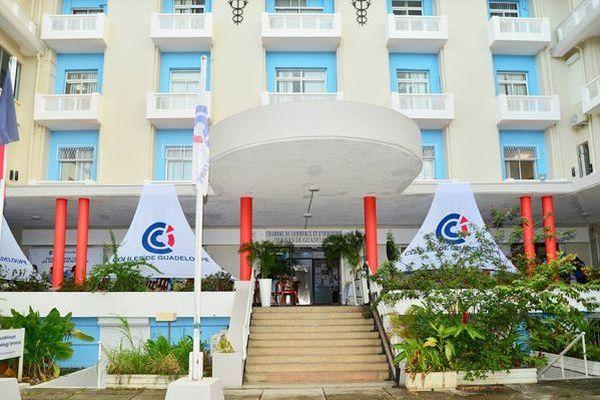 CCI Chambre de commerce et d'industrie des Iles de Guadeloupe