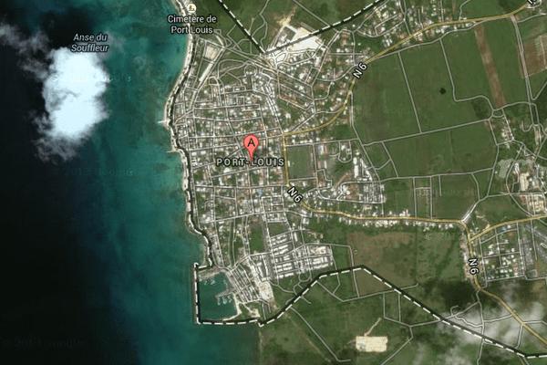 Port-Louis maps