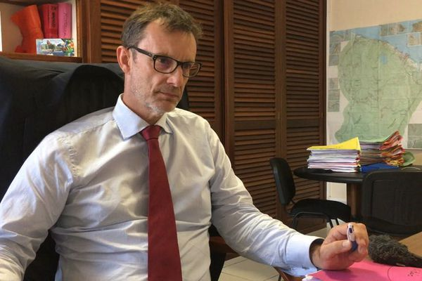 Eric Vaillant procureur de la République