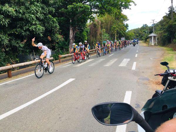 Tour cycliste 2019 : dernière étape, Plum
