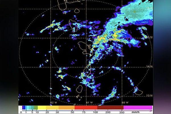 radar météo du 17 octobre 2019