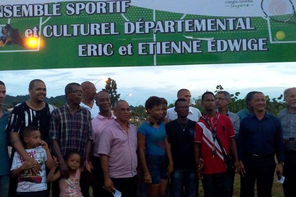 Eric et Etienne Edwige