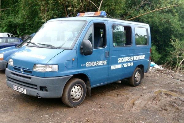 Gendarmerie secours en montagne : véhicule PGHM