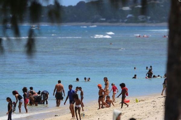 Un week-end à la plage (photo d'illustration).