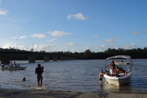 Rivière Comté